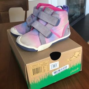 Plae Fun Aurora high top sneakers